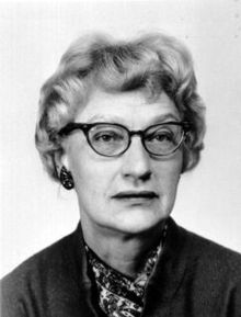 Mary Haas