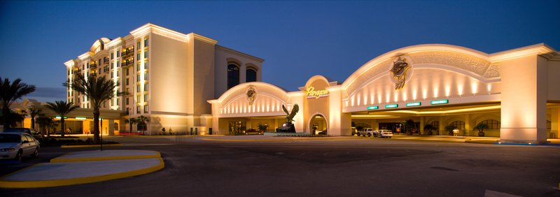 The Paragon Casino Resort in Marksville, LA.